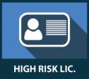 High Risk training licensing
